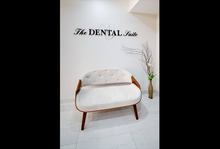 The Dental Suite sign